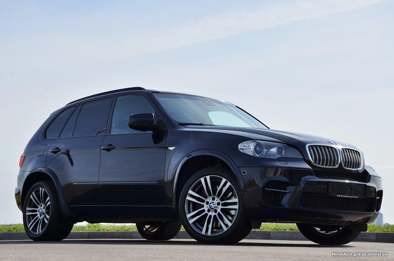 BMW X5 E70 M 50D Maxi