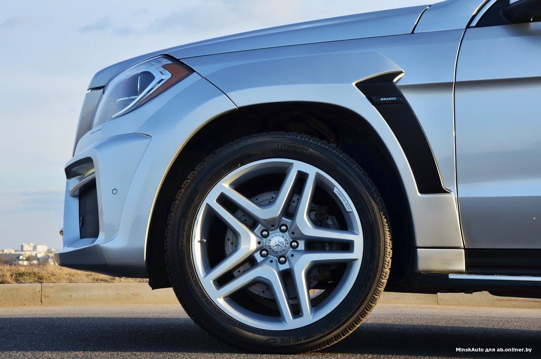 Mercedes-Benz GL500 X166 4Matic Brabus-style