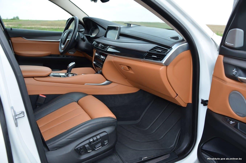 BMW X6 F16 3.5i xDrive Experience