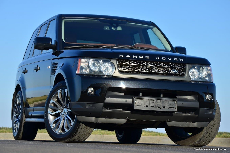 Land Rover Range Rover Sport (рестайл.) 3.0SDV6 HSE