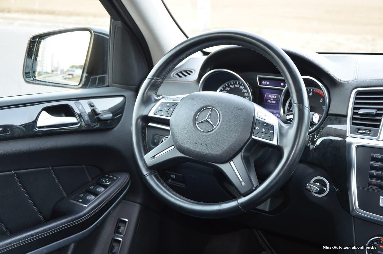 Mercedes-Benz GL350 CDi X166 4Matic