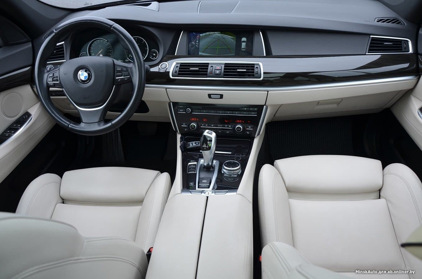 BMW 520 F07 (GT) 2.0D Luxury