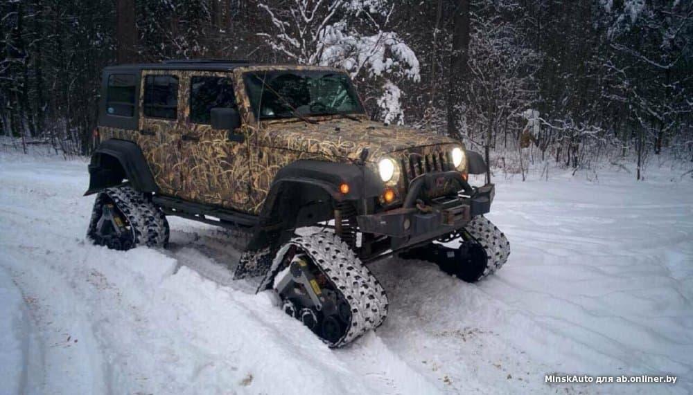 Jeep Wrangler JK 3.84WD Unlimited Sport