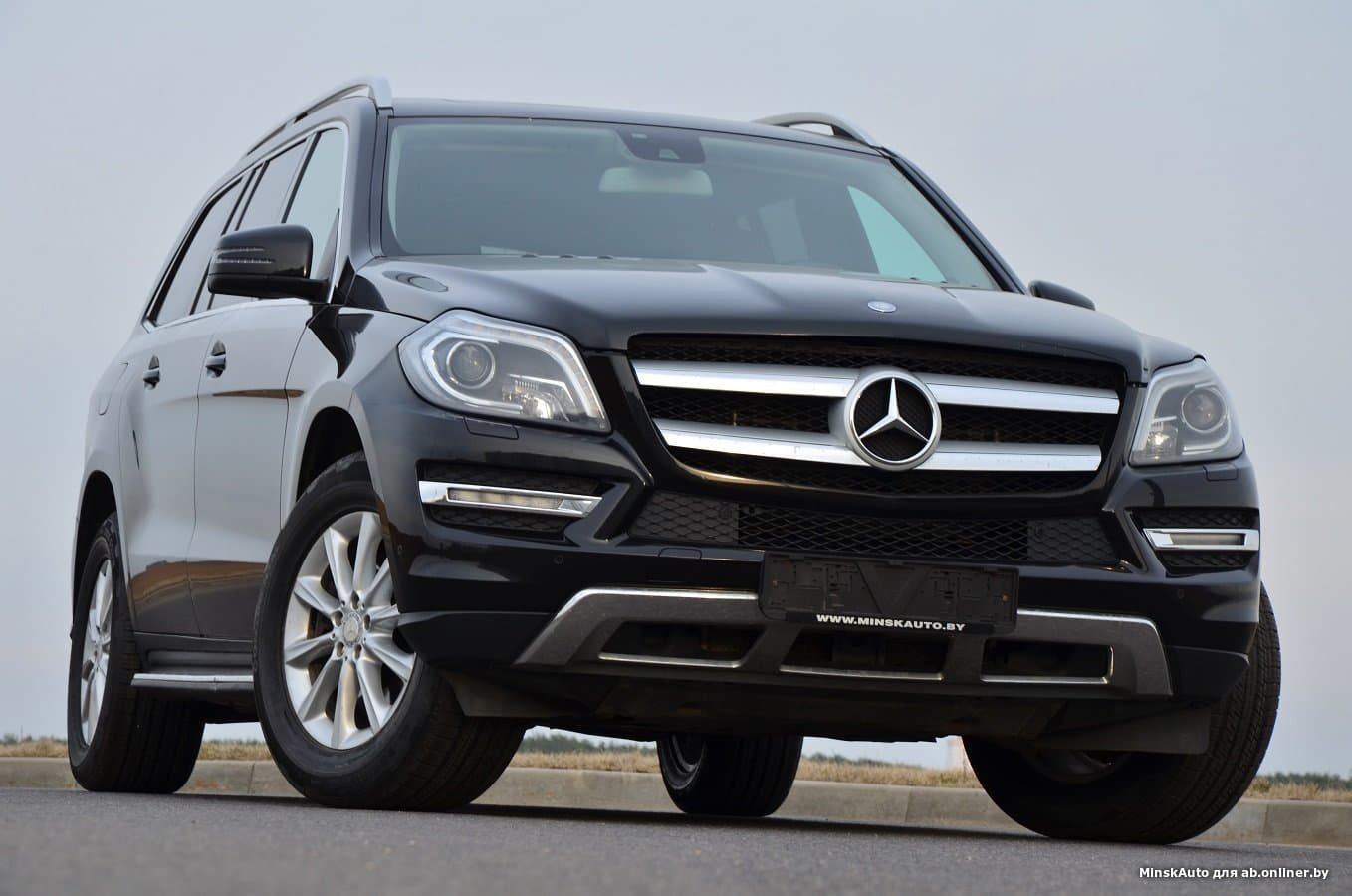 Mercedes-Benz GL350 CDi X166 4Matic