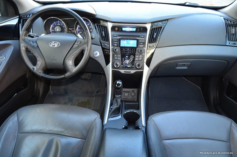 Hyundai Sonata 2.0Ti 274 л.с.