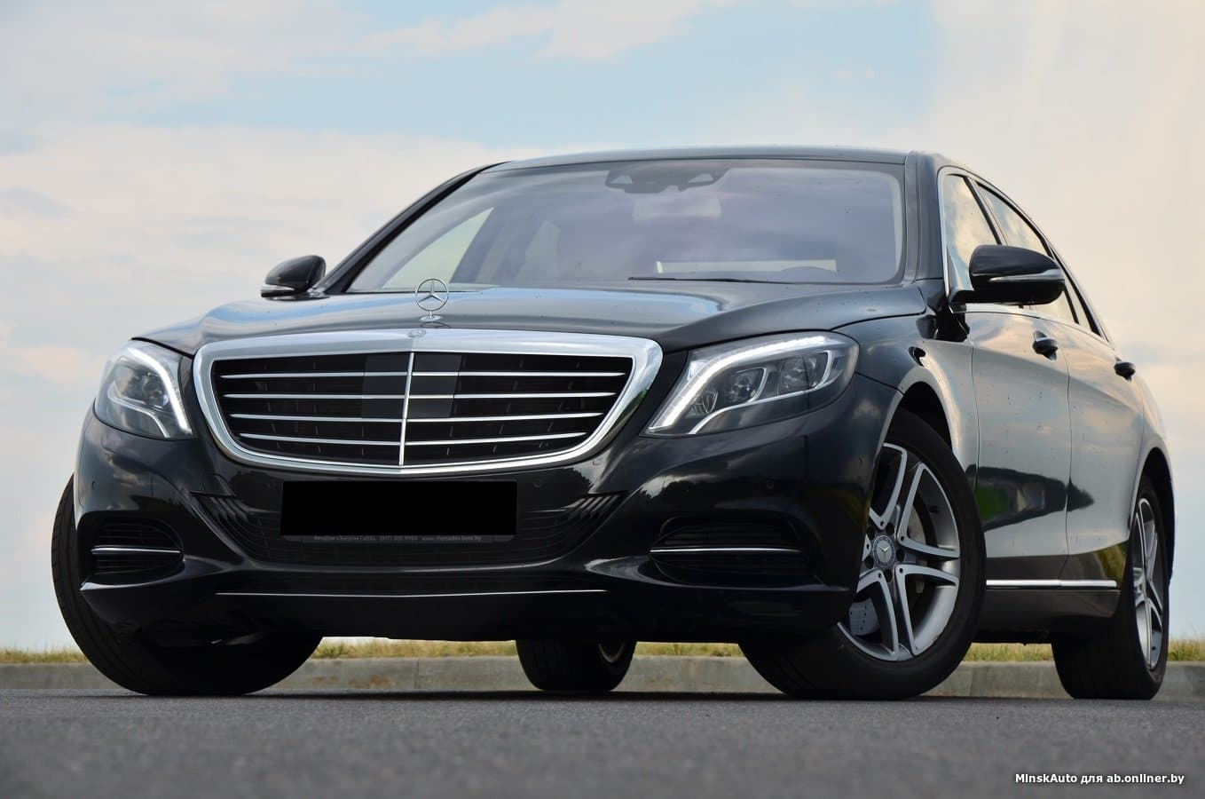 Mercedes-Benz S500 i W222 Long 4Matic