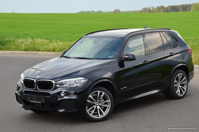 BMW X5 F15 3.0D xDrive Full