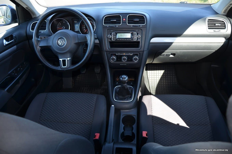 Volkswagen Golf VI 1.6TDi Europa