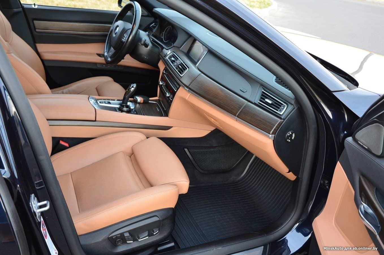 BMW 730 d, F01 xDrive