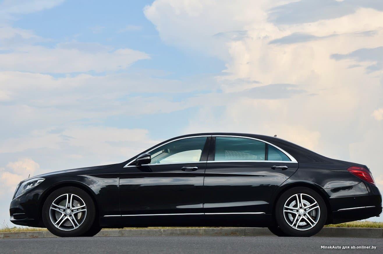 Mercedes-Benz S500 i W222 Long 4Matic