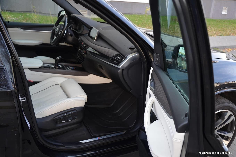 BMW X5 M 50D Europa