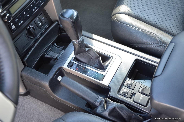 Toyota Land Cruiser Prado J150