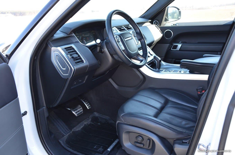 Land Rover Range Rover Sport II 3.0SDV6 HSE