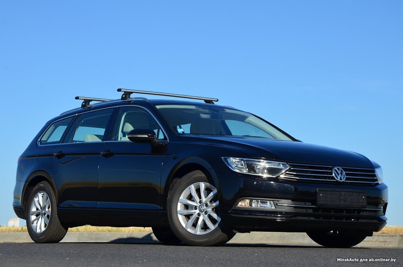 Volkswagen Passat B8 1.6 TDi Comfortline