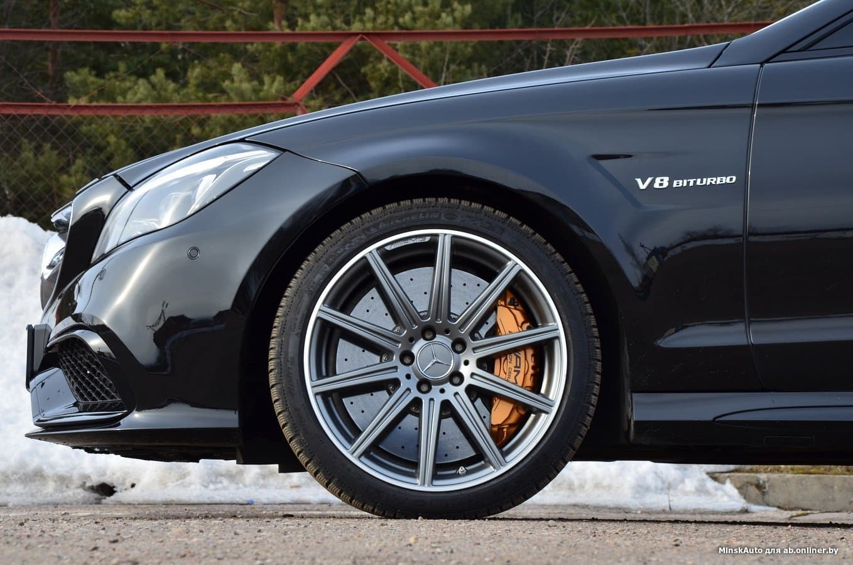 Mercedes-Benz CLS550 C218,X218(Рест)S63 AMGS