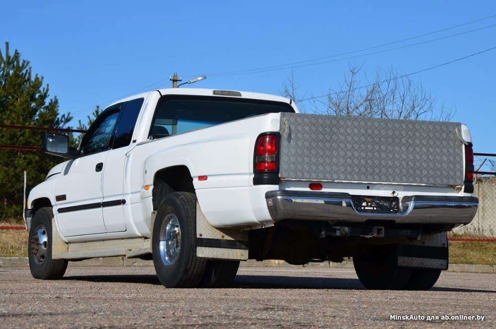Dodge Ram II 3500 5.9D Laramie SLT