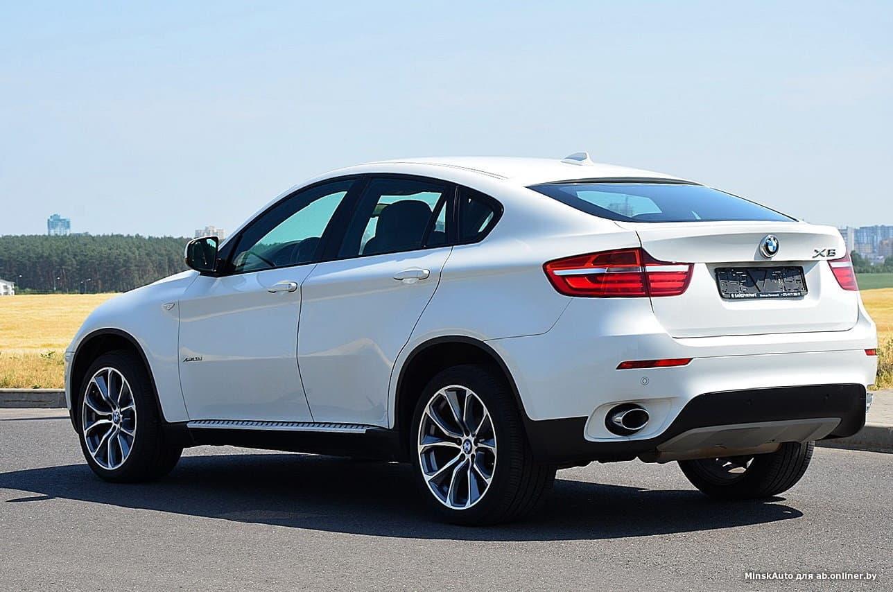BMW X6 E71 (рест.) xDrive