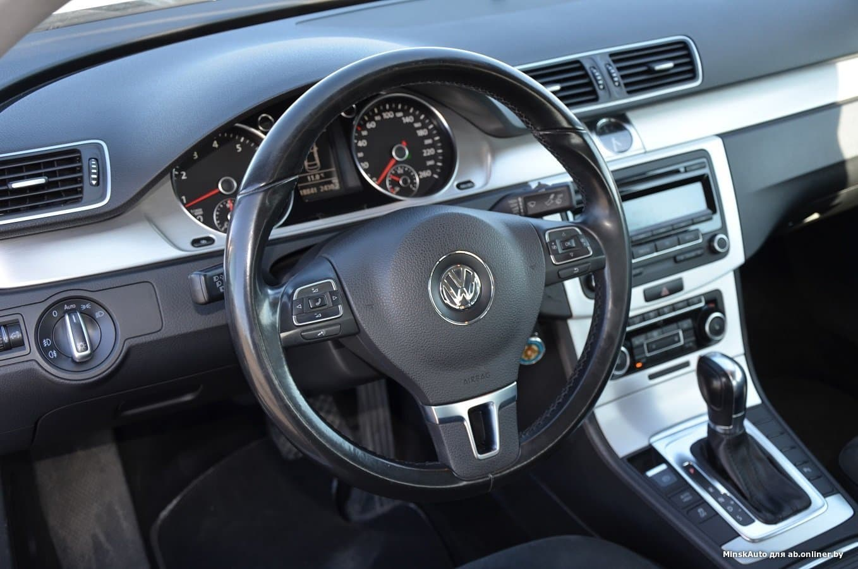 Volkswagen Passat B7 1.8TFSi High-line