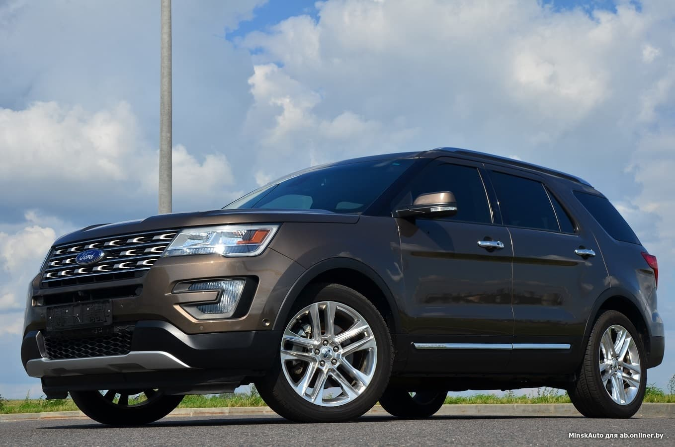 Ford Explorer 2.3Ti EcoBoost Limited