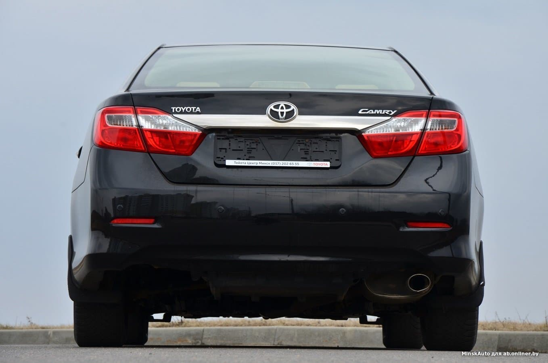 Toyota Camry XV50 2.5i Prestige