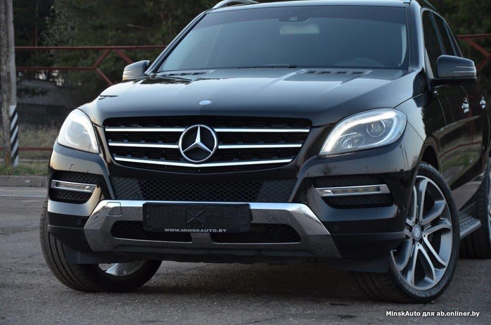 Mercedes-Benz ML300 W166 400i 4Matic
