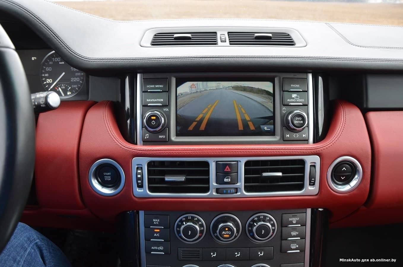 Land Rover Range Rover Sport III (2-й рестайлинг