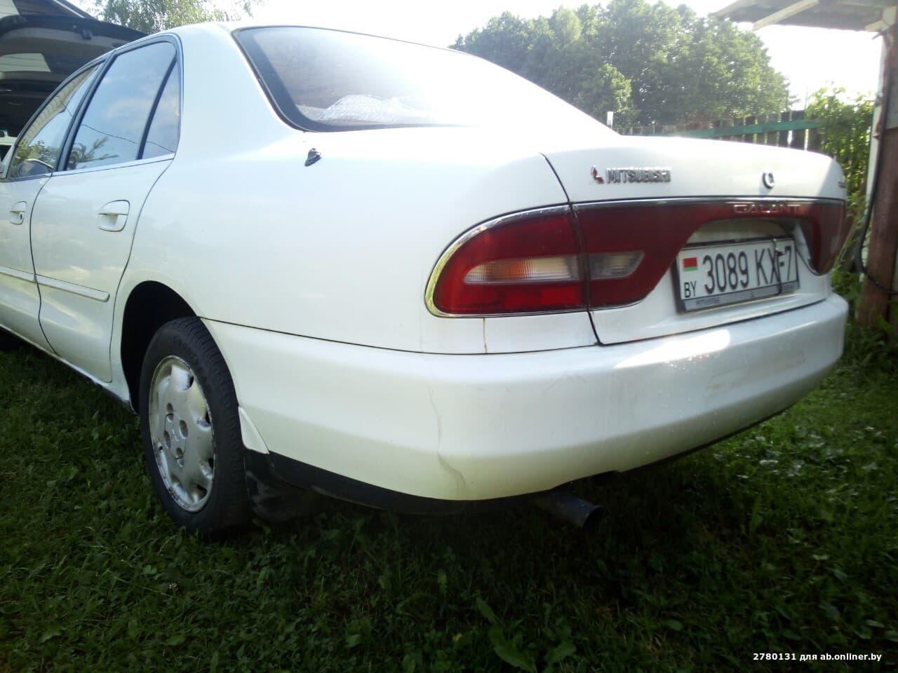 Mitsubishi Galant lx