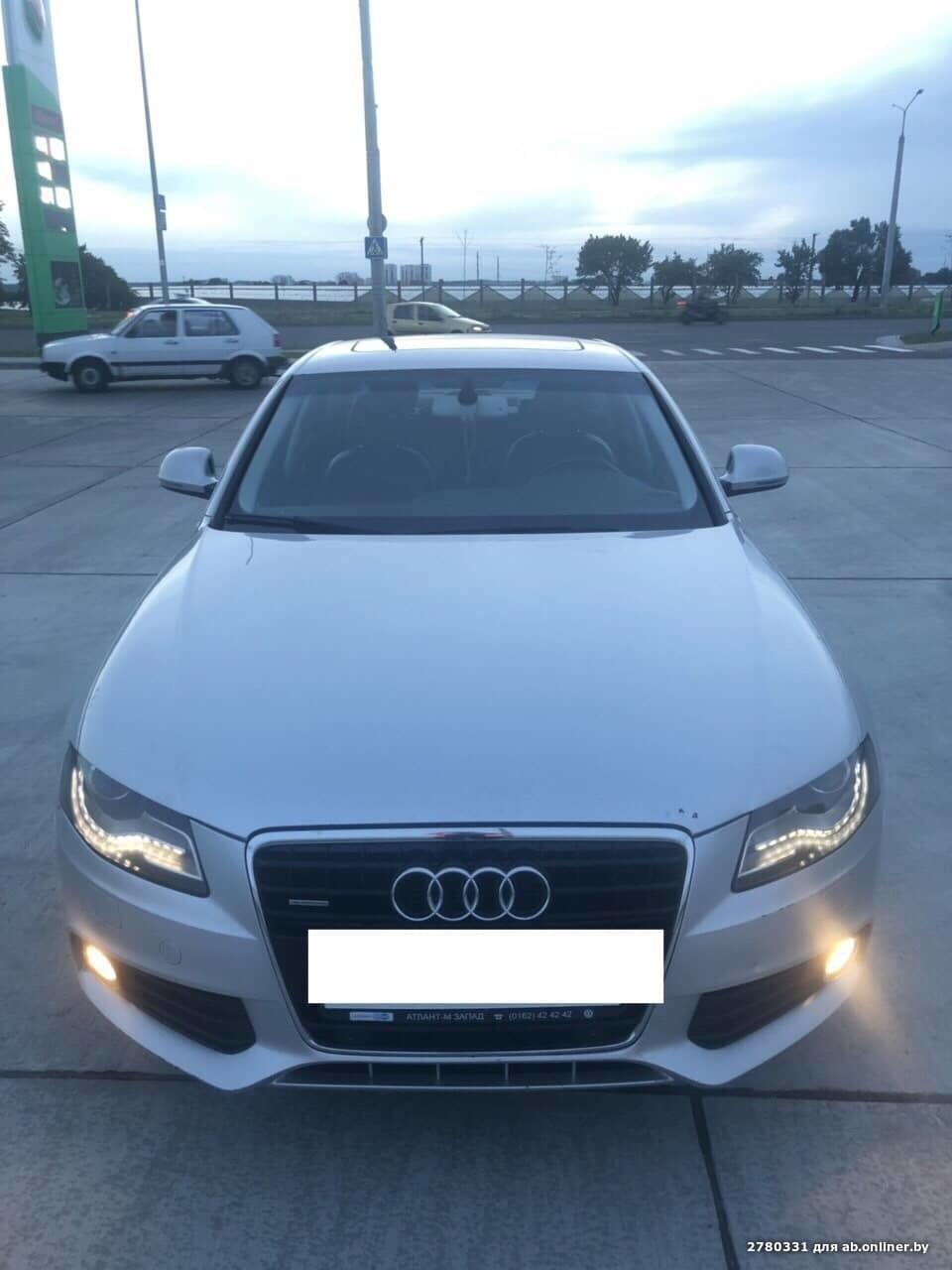 Audi A4 B8 S- Line Quattro