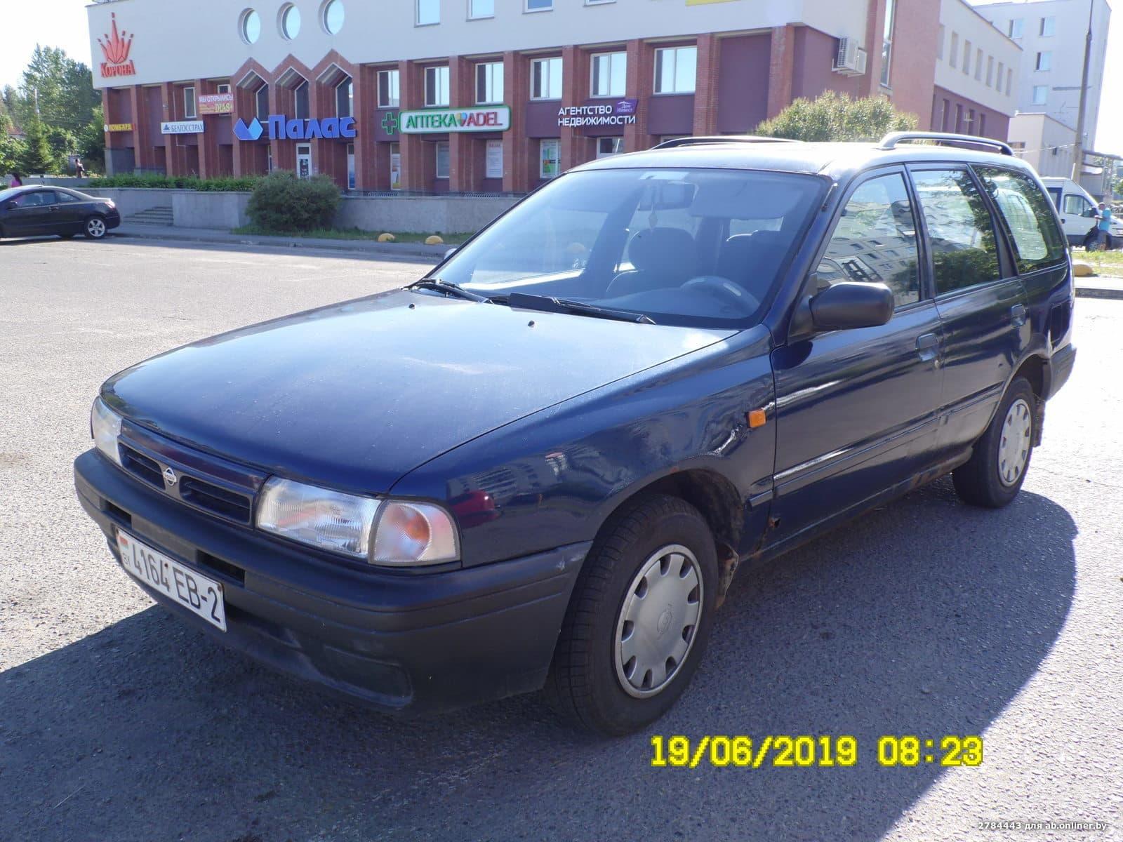 Nissan Sunny dlx