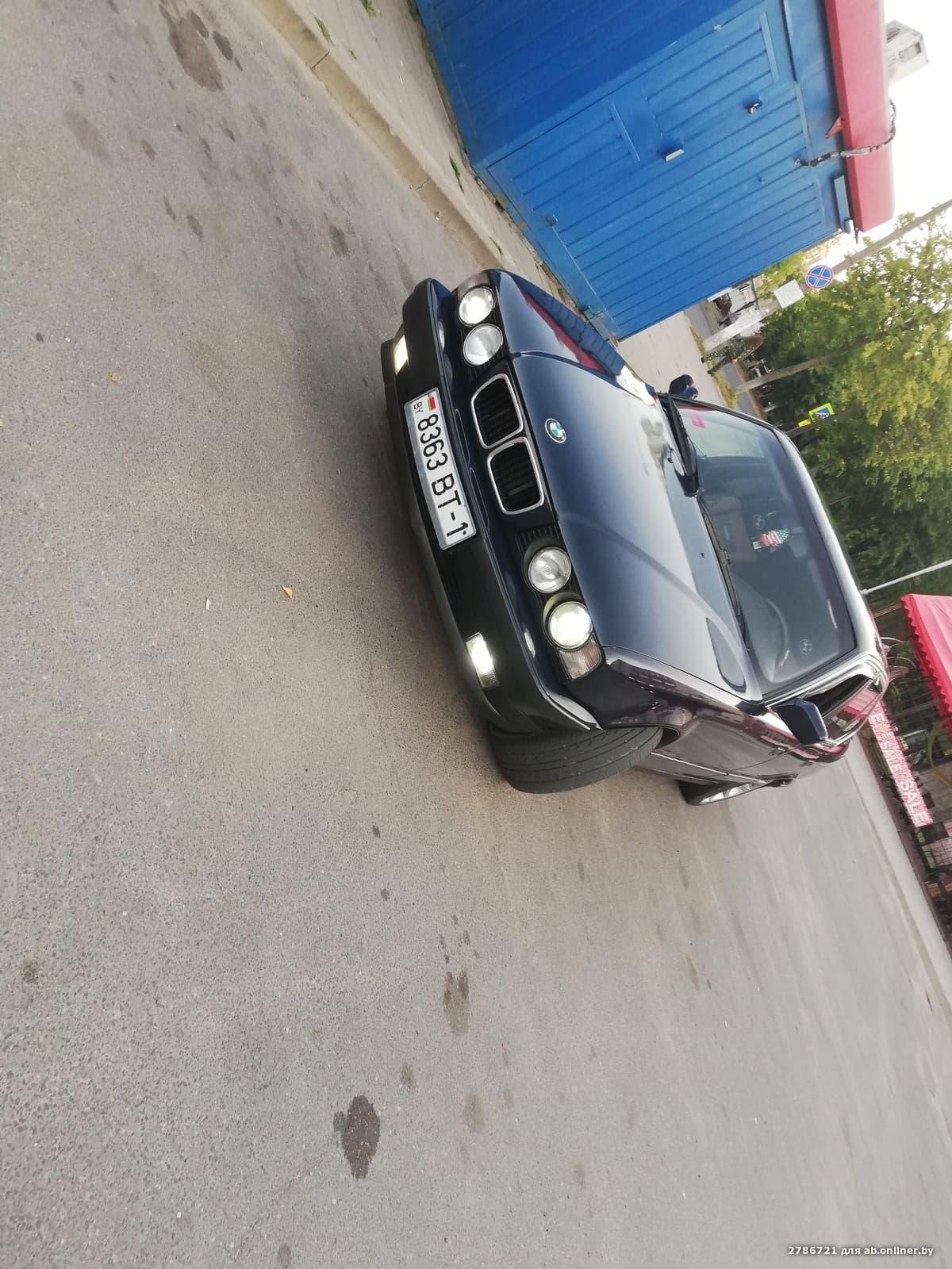 BMW 525 Тдс