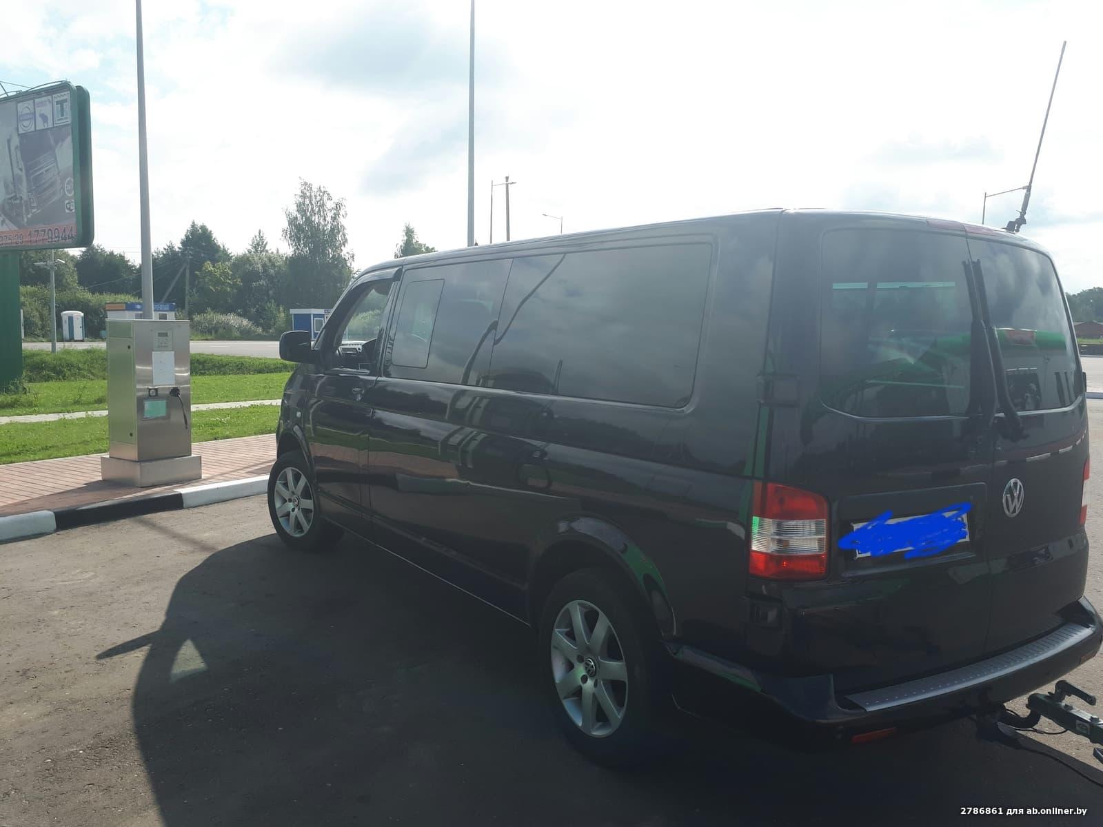 Volkswagen T5 Caravelle 8+1 мест