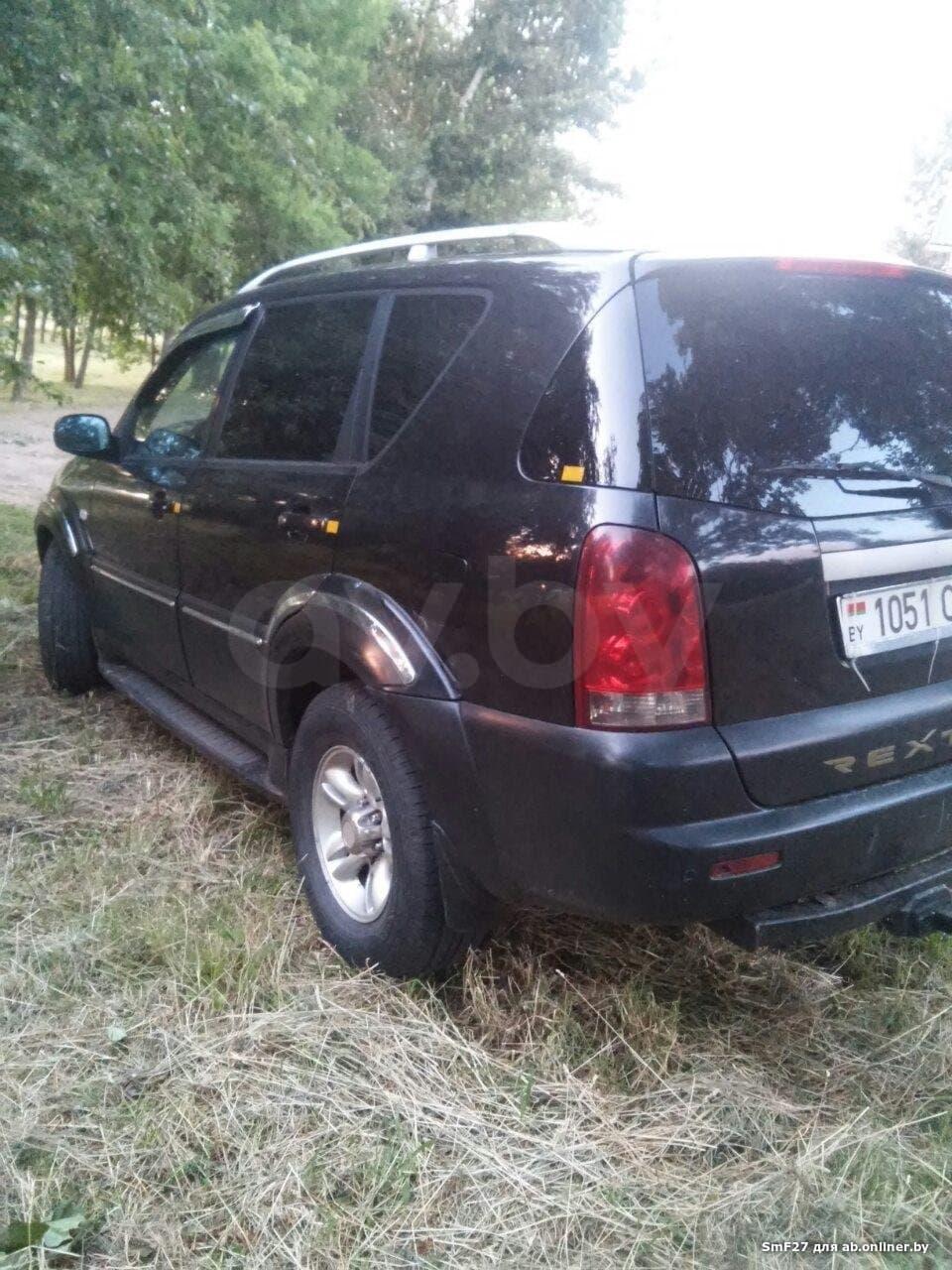 SsangYong Rexton I RX270 XDI