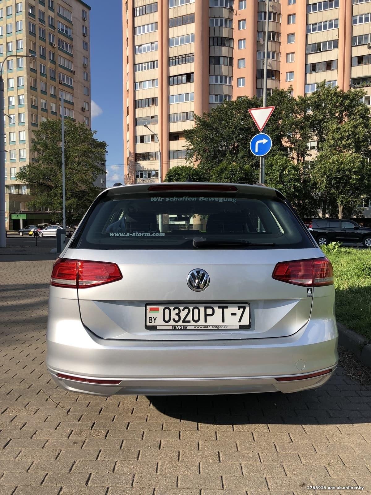 Volkswagen Passat В8