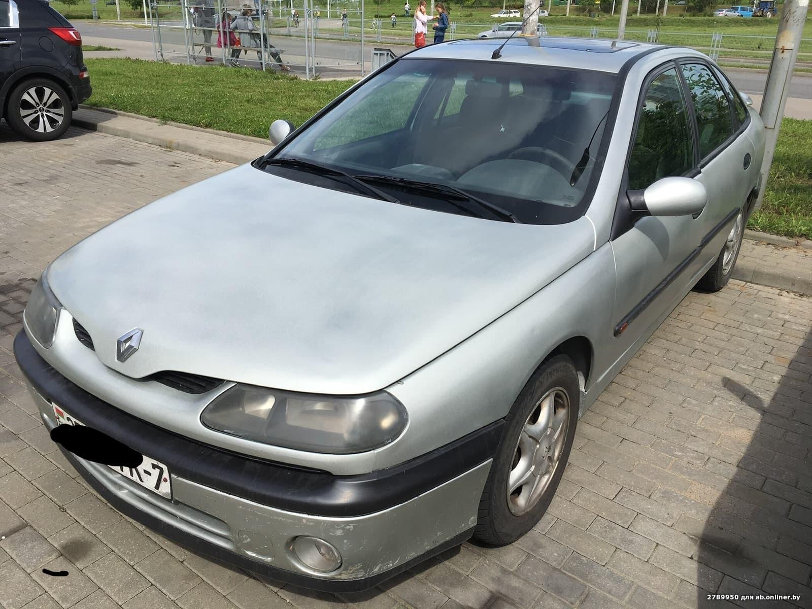 Renault Laguna 1