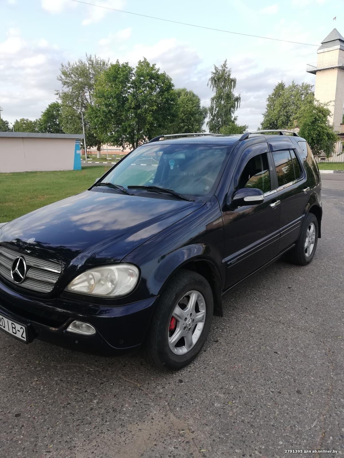 Mercedes-Benz ML270