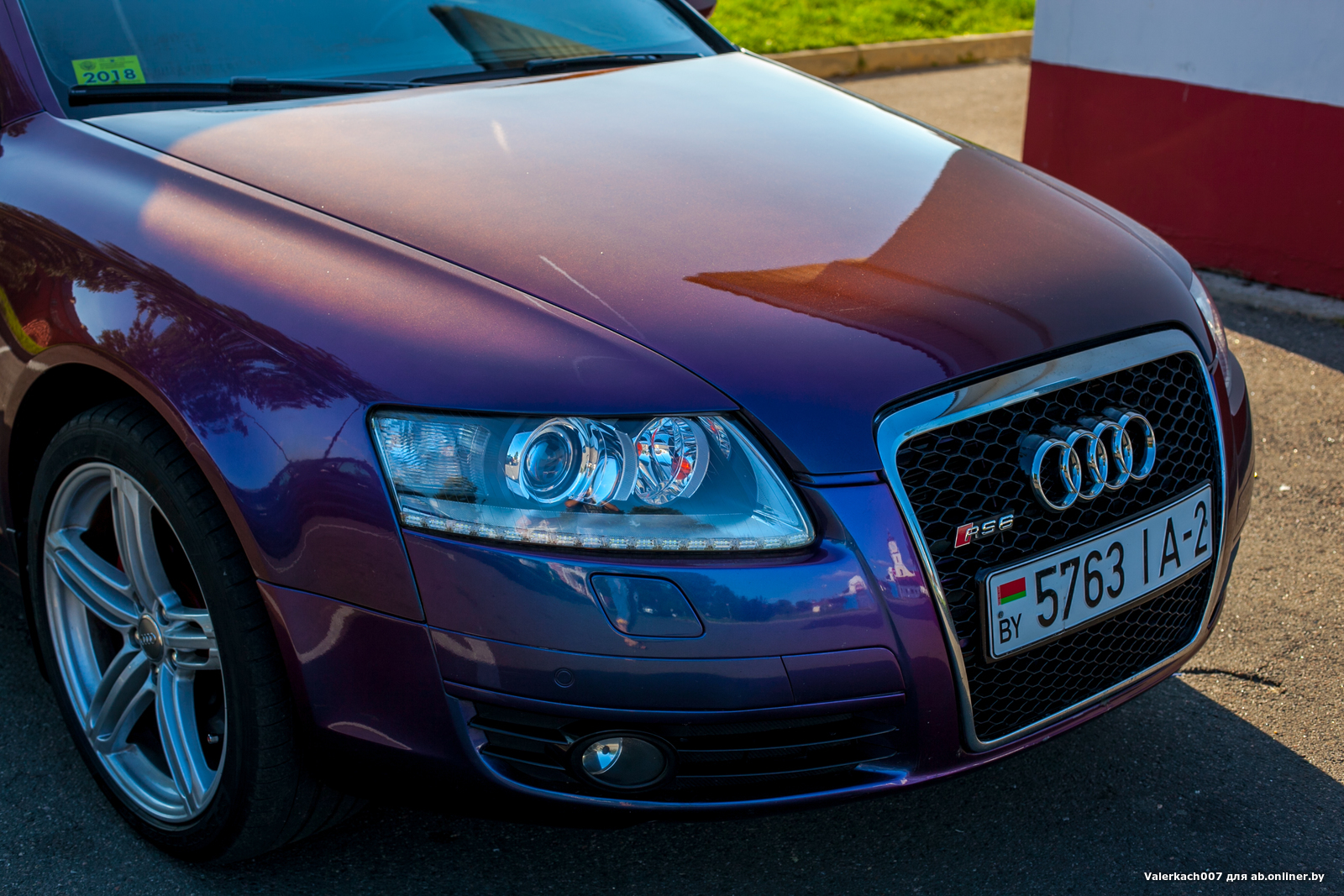 Audi A6 EXCLUSIVE