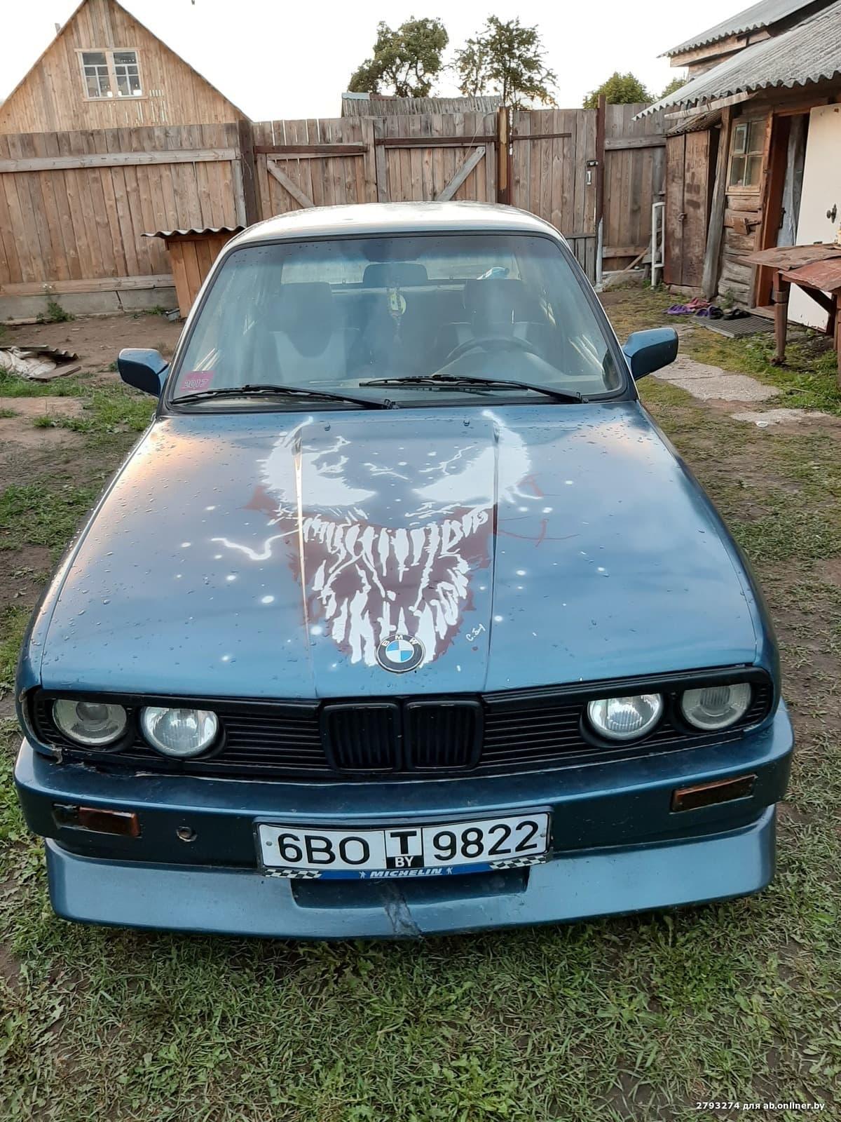 BMW 324 GT