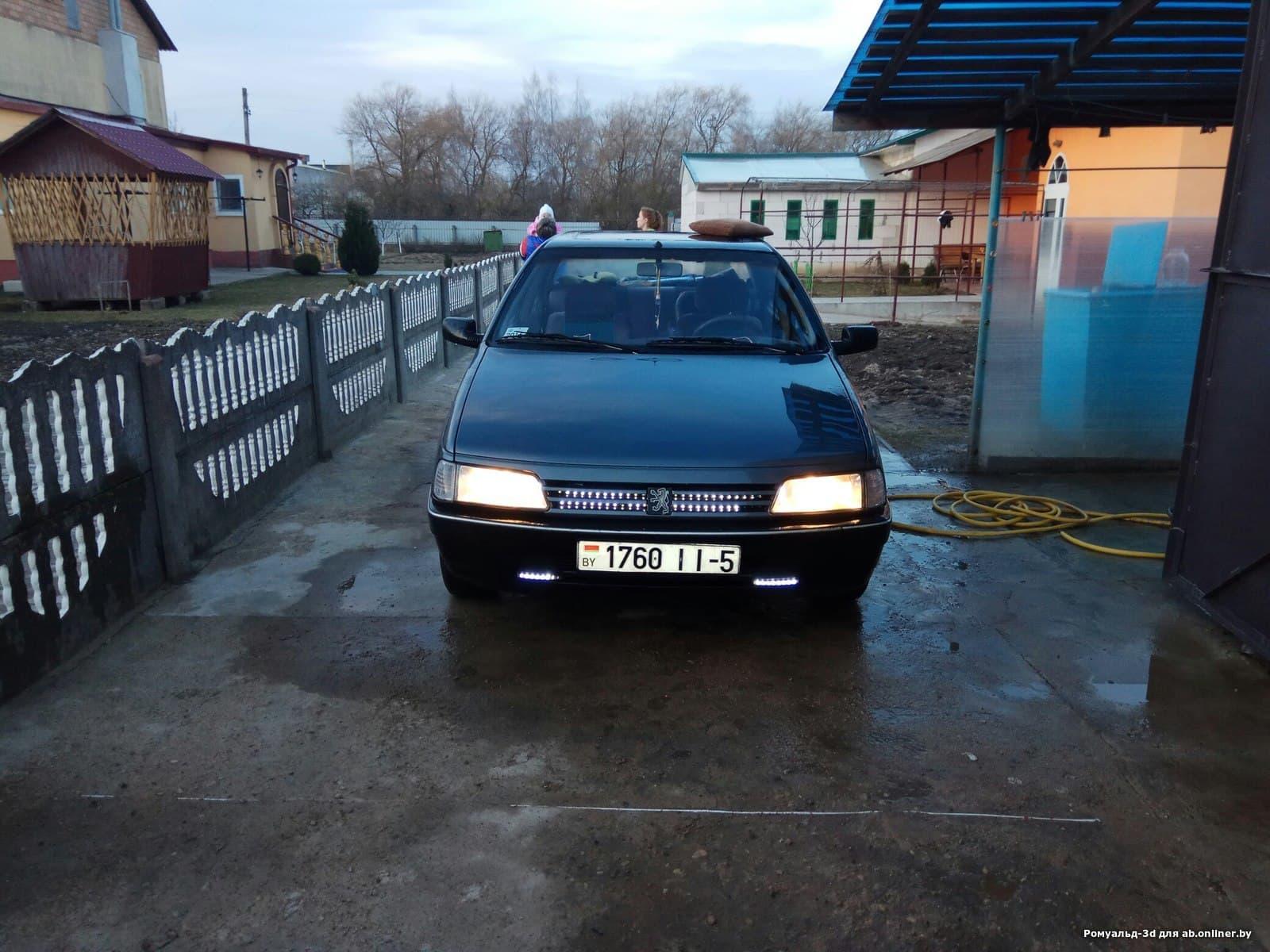 Peugeot 405 GLI