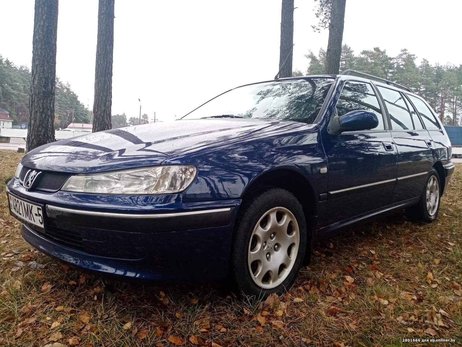 Peugeot 406 Restyle SW HDi