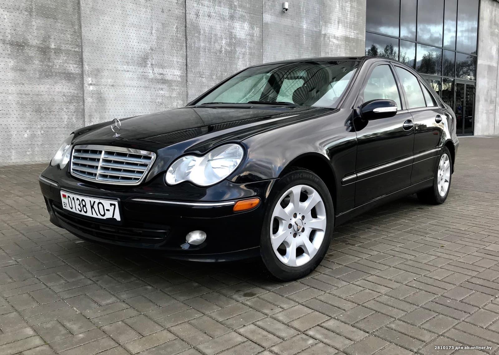 Mercedes-Benz C240 4matic