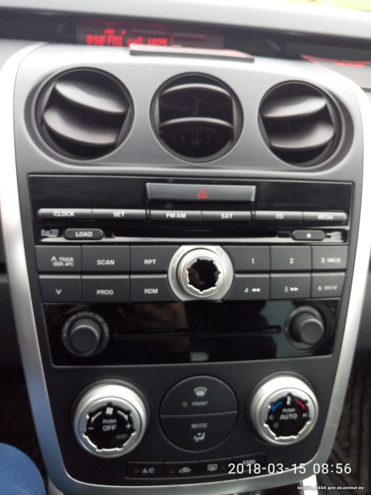 Mazda CX-7 европейка SPORT