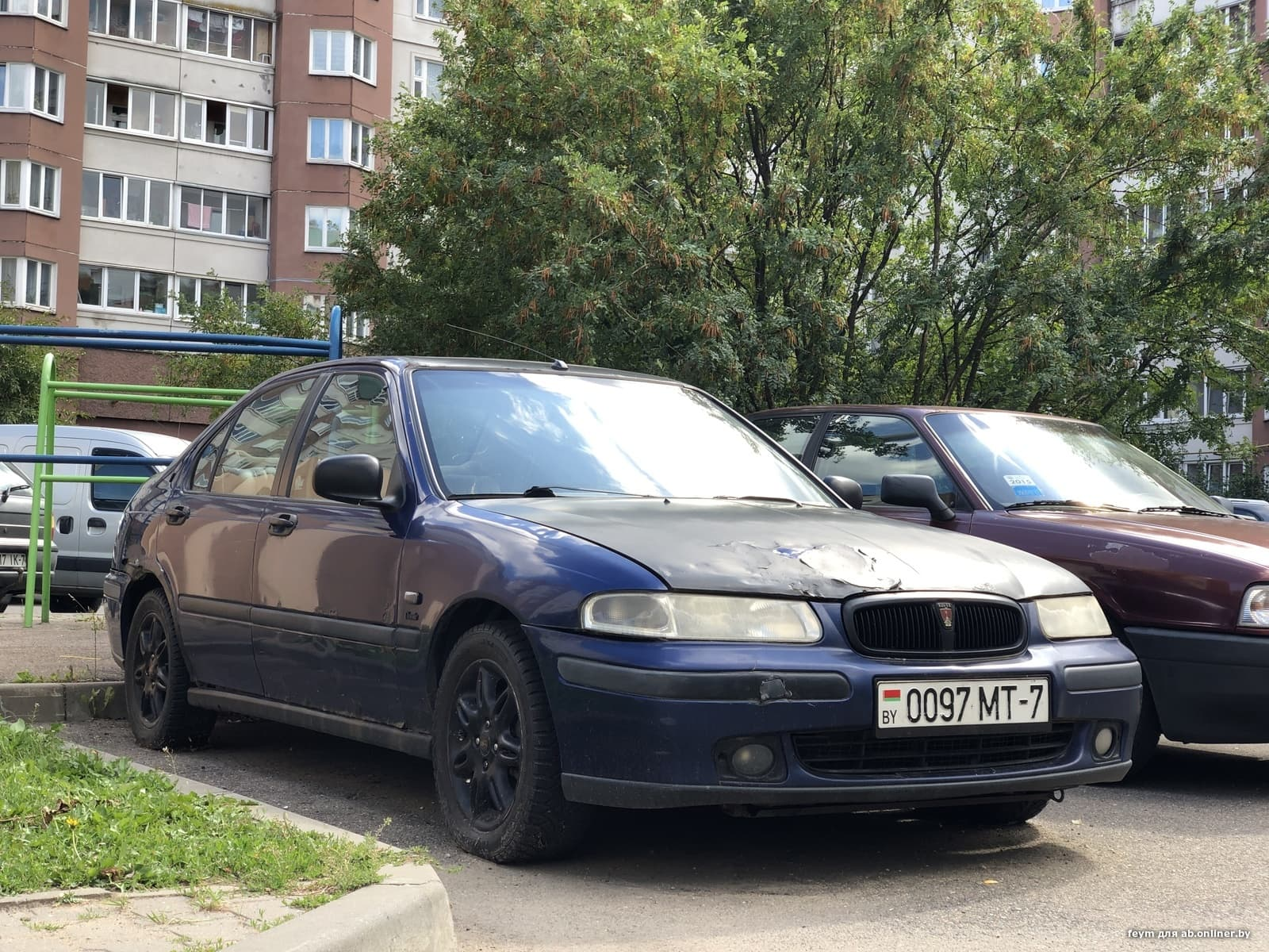 Rover 400-Series 416