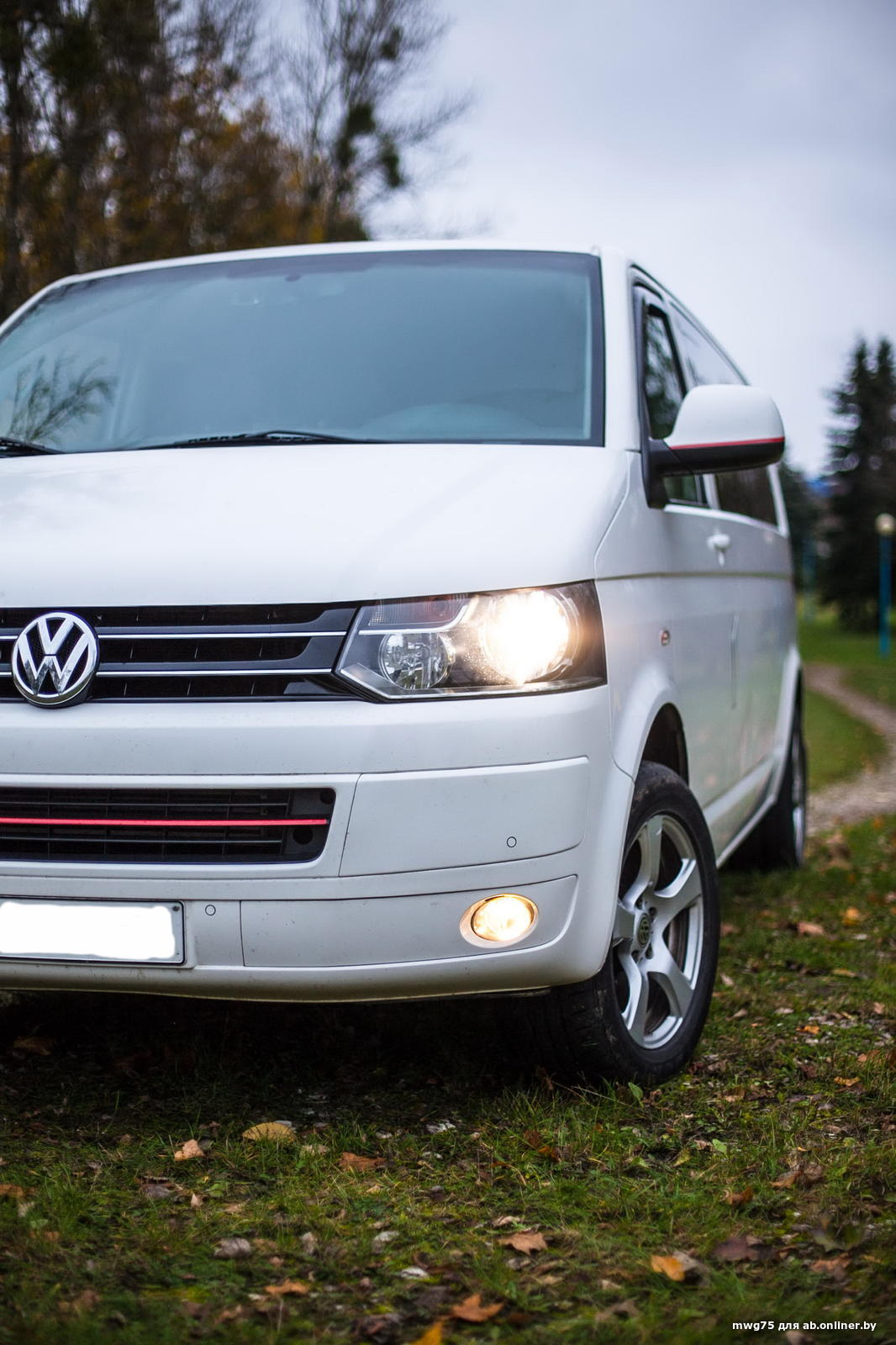 Volkswagen T5 Caravelle GP LONG HIGHLINE