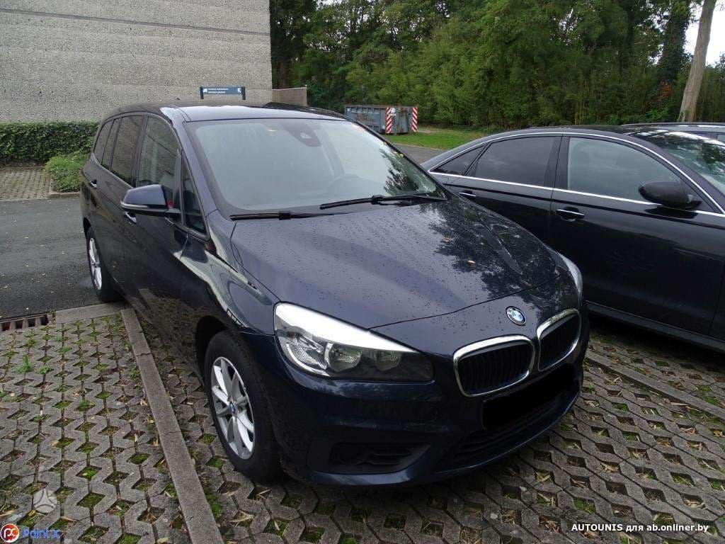 BMW 216 Gran Tourer 1.5 TDI I