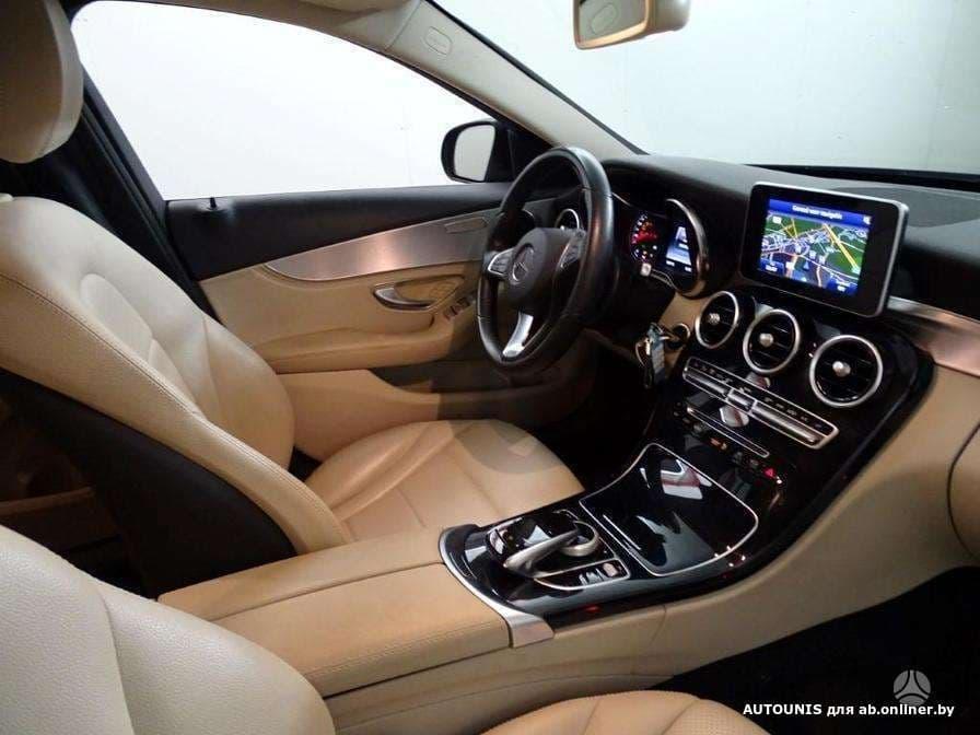 Mercedes-Benz C200 1.6 TDI I