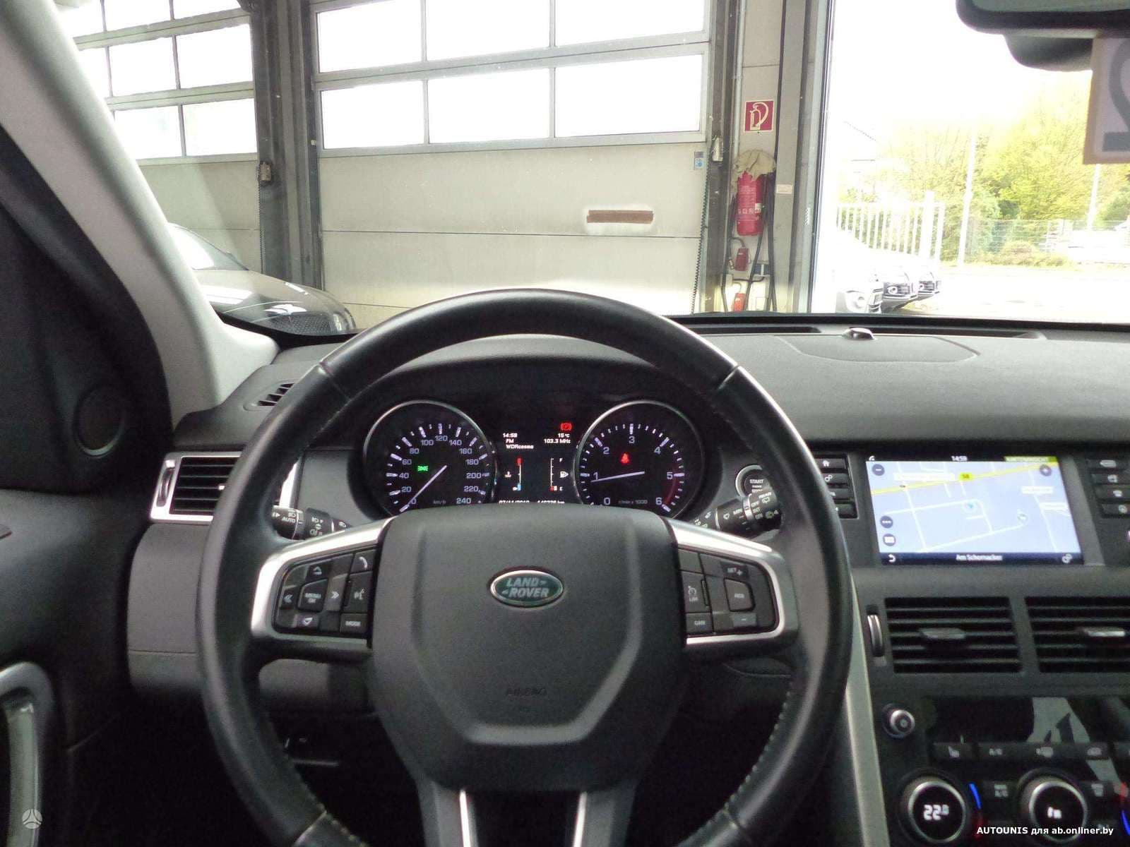 Land Rover Discovery Sport 2.2 TDI I
