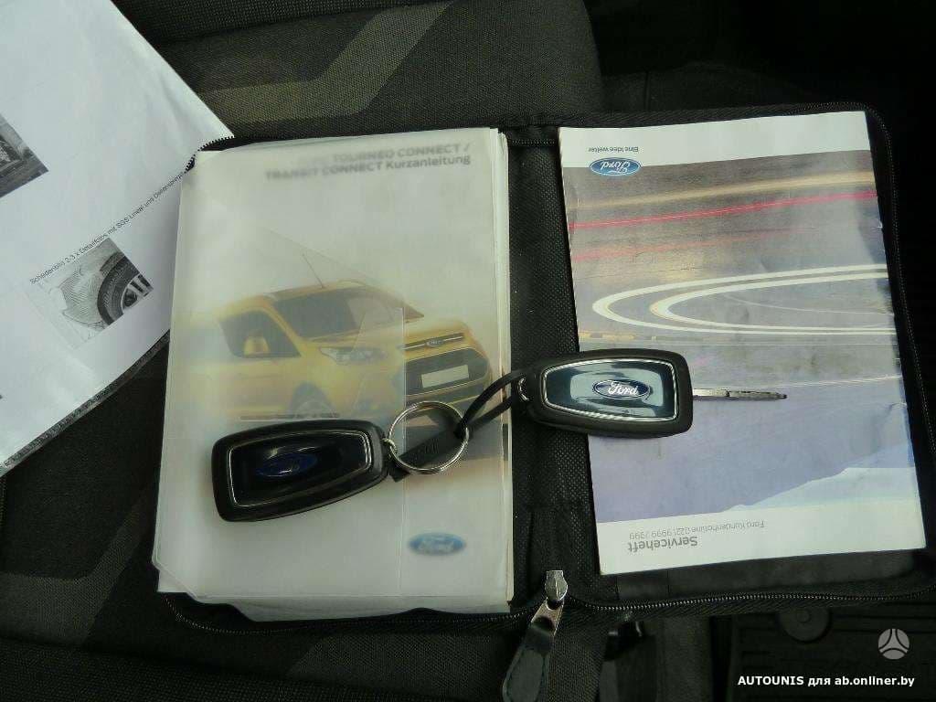 Ford Tourneo Connect 1.5 TDI I