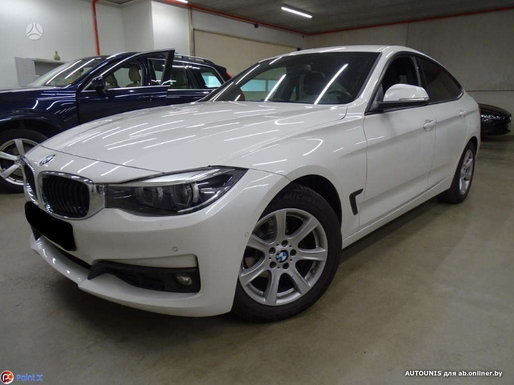 BMW 318 Gran Turismo I