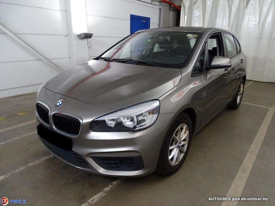 BMW 216 Active Tourer 1.5 TDI I