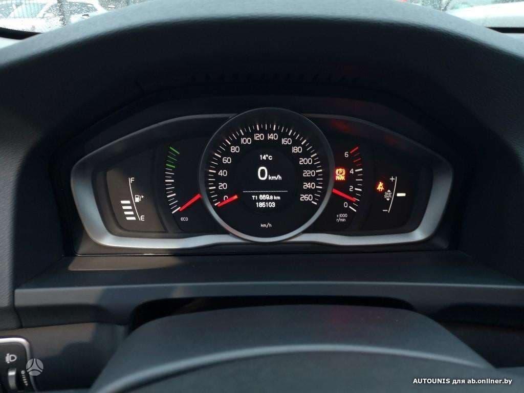 Volvo V60 1.6 TDI I